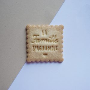 Biscuits expressifs